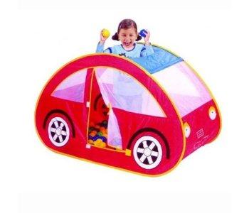 Домик-палатка + 100 шаров Автомобиль Calida