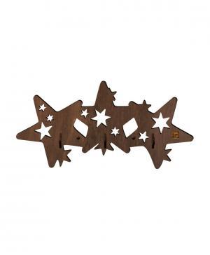 Вешалка Три звездочки Стенаграмма