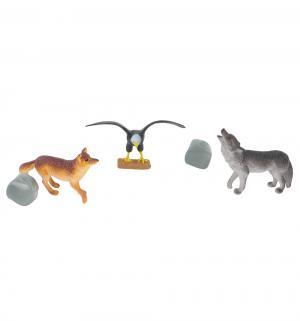 Игровой набор  Диалоги о животных Животные и птици 6 шт Играем Вместе