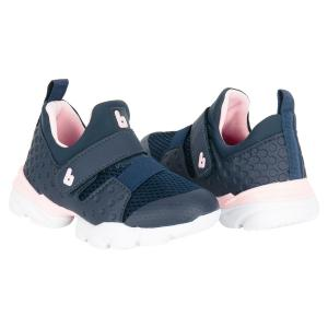 Кроссовки , цвет: синий/розовый Bibi