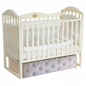 Детская кроватка  Silvia Premium (универсальный маятник) Bellini