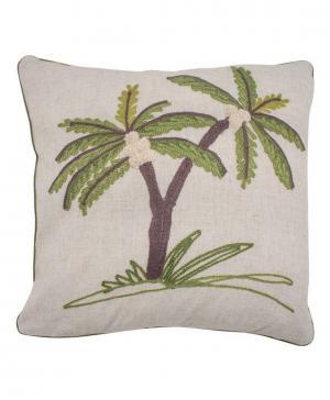 Подушка декоративная Пальма Kupu-Kupu