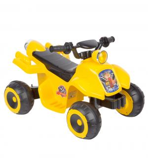 Квадроцикл  XGD8020, цвет: желтый Weikesi