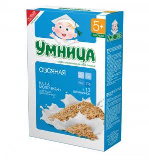Каша  молочная Овсяная с 5 месяцев 200 г 1 шт Умница