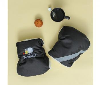 Муфта-рукавички Pecorella