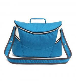 Сумка для коляски  цвет: бирюзовый, бирюзовый Slaro
