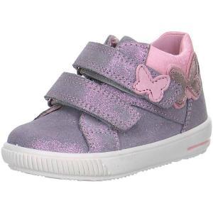 Ботинки Superfit для девочки. Цвет: лиловый