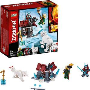 Конструктор  Ninjago 70671: Путешествие Ллойда LEGO