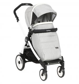 Коляска прогулочная  Book Plus Pop Up Completo, цвет: luxe opal Peg-Perego