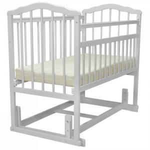 Детская кроватка  Melisa-4 (поперечный маятник) Массив