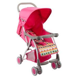 Прогулочная коляска  1007 (2019), цвет: розовый Glory