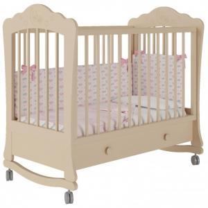 Детская кроватка  Амалия-1 базовая с ящиком Милано Можгинский лесокомбинат