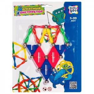 Конструктор  магнитный Пирамида 29 элементов Kribly Boo