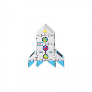 Картонный конструктор Ракета на Марс, Yohocube
