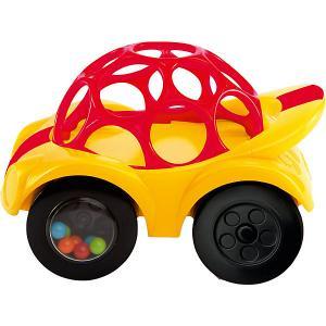 Развивающая игрушка  Машинка Oball. Цвет: желтый