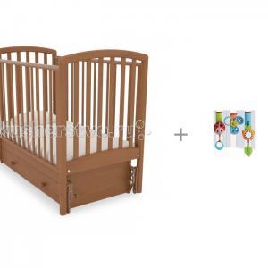Детская кроватка  Дашенька универсальный маятник и Подвесная игрушка Tiny Love Летняя полянка Гандылян
