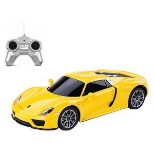 Радиоуправляемая машина  Lamborghini Huracan LP 610-4, 1:24 Rastar. Цвет: желтый