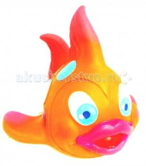 Латексная игрушка Рыба Лулу большая 2607 Lanco
