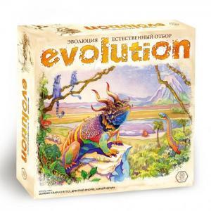 Настольная игра Эволюция Естественный отбор Правильные игры