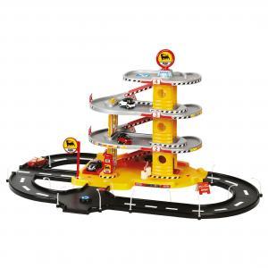Игровой набор  Гараж 4-уровневый Faro