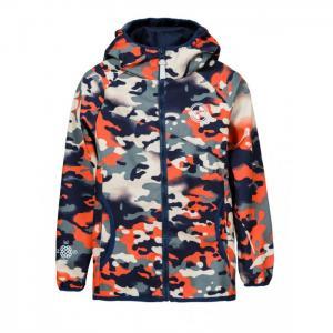 Куртка для мальчика Softshell камуфляж Sherysheff