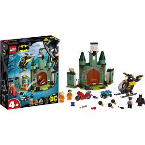 Конструктор  Super Heroes 76138: Бэтмен и побег Джокера LEGO