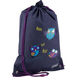 Мешок для обуви  Owls Kite. Цвет: темно-синий