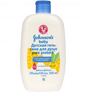Гель-пена антибактериальные Johnsons Baby для ванны, 300 мл Johnson's