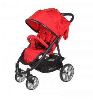 Прогулочная коляска  Orion 4.0, цвет: красный Jetem