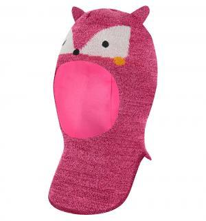 Шапка-шлем  розовый Lassie