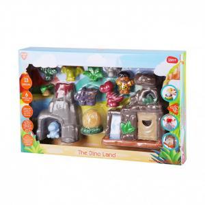 Игровой набор Динозавры Playgo