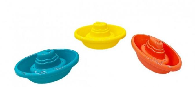Игровой набор для воды Little ship Everflo