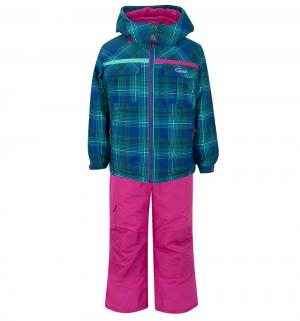 Комплект куртка/полукомбинезон , цвет: голубой Gusti Boutique