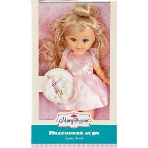 Кукла  Мисс Очарование. Элиза, 25 см Mary Poppins. Цвет: розовый