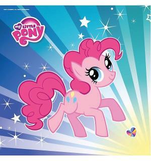 Набор салфеток  My little pony 18 см Веселый праздник