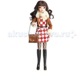Кукла из серии Daily collection в кожаной куртке Sonya Rose