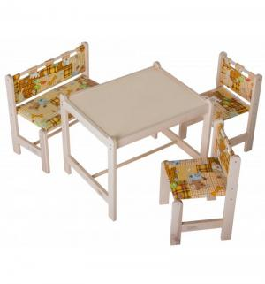 Набор мебели  Малыш-4, цвет: бежевый Гном