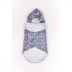 Конверт для новорожденного Обнимашки с капюшоном Космос Rant
