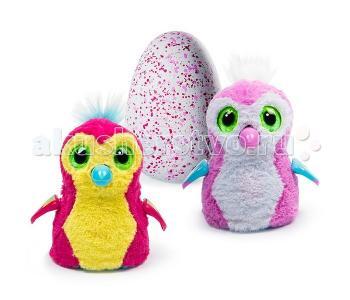Интерактивная игрушка Hatchimals Пингвинчик вылупляющийся из яйца Spin Master