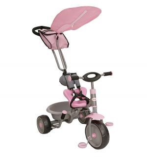 Велосипед  Chopper, цвет: розовый Jetem