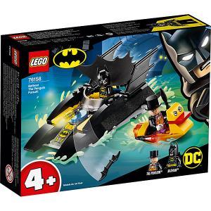 Конструктор  Super Heroes 76158: Погоня за Пингвином на Бэткатере LEGO