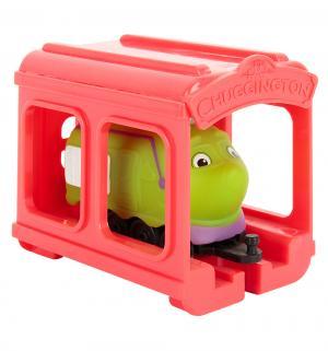 Игровой набор  Паровозик Коко с гаражом 9 см Chuggington