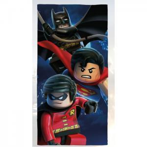 Полотенце DC Heroes Legends 70х140 Lego
