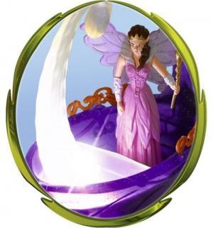 Фигурка  Magic Fairies в лодке Simba
