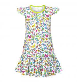 Платье , цвет: белый M&D