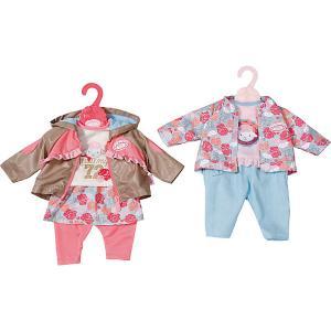 Одежда для куклы  Baby Annabell Комплект прогулки Zapf Creation