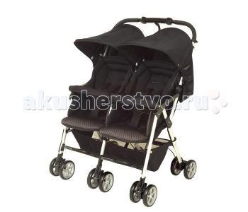 Прогулочная коляска для двойни Spazio Duo Combi