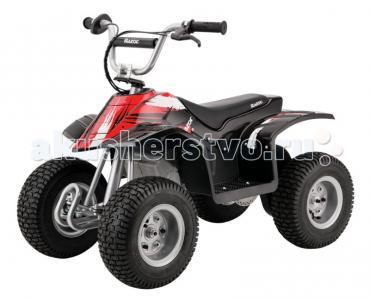 Электромобиль  квадроцикл Dirt Quad Razor