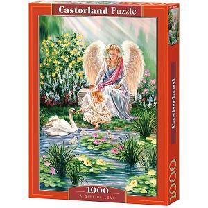 Пазл  Подарок любви 1000 деталей Castorland
