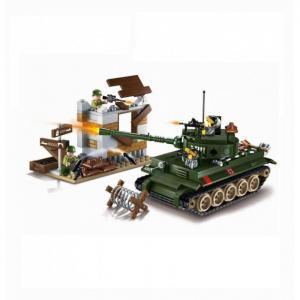 Военная база Combat Zone (380 деталей) Enlighten Brick